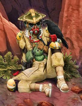 Apex Legends: Felagi Fighter