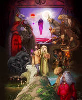 The Dark Crystal: The Two Made One