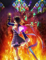 Shardbinder's Inferno by ghostfire