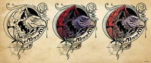 The Dark Crystal skekSil / Chamberlain Design #2