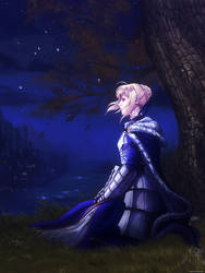 Saber - Fate - The Destiny I See
