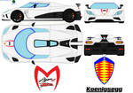 Koenigsegg Agera R Speed Racer