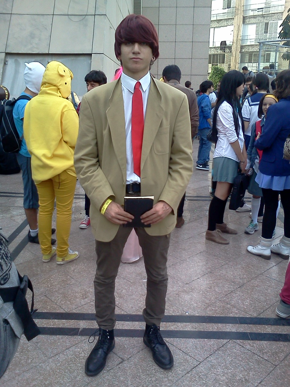 Light Yagami cosplay(Death Note) by lchanichan on DeviantArt