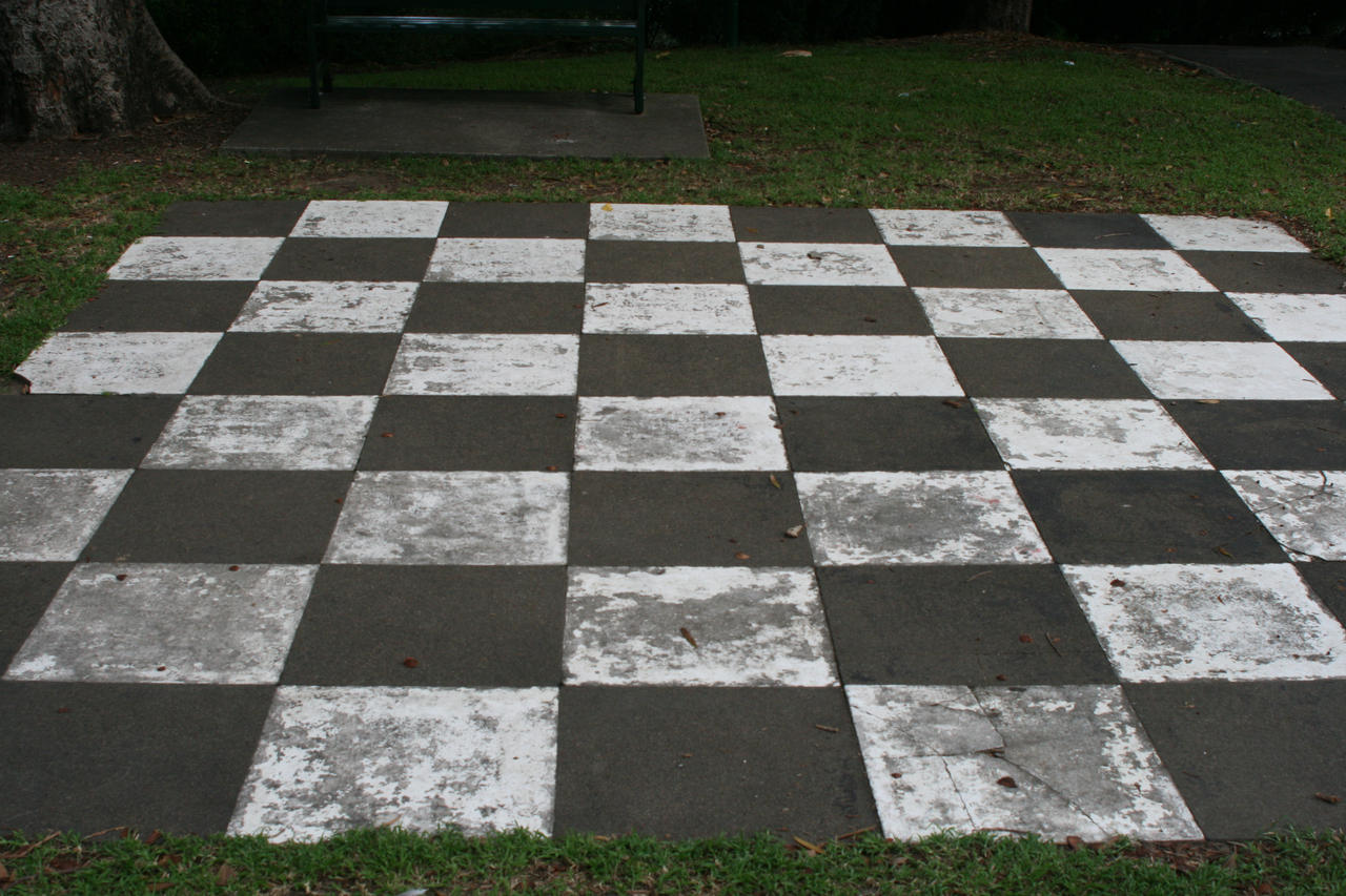 Giant Chessboard8_Mind-Matter by Mind-Matter