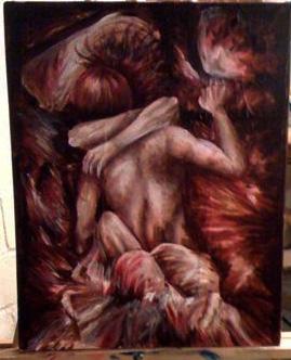Crimson Sheets by TheyCallMePuck