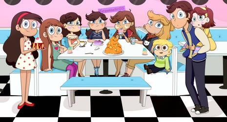 Starco children by TurquoiseGirl35