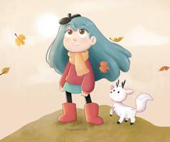 Hilda by TurquoiseGirl35