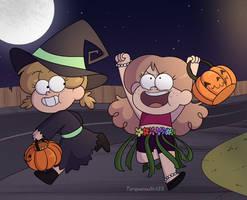 Halloween by TurquoiseGirl35