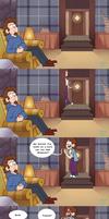 Mabel tells Dipper