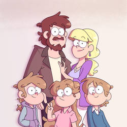 Pines - family portrait
