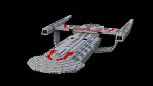 LEGO USS Hiawatha NCC-815 1
