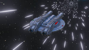 LEGO USS Shran NCC-1413 2
