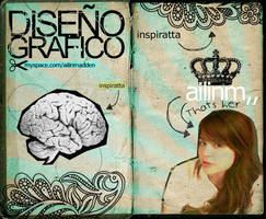 graphic design by ailinm