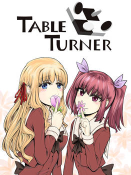 Table Turner Digital Book
