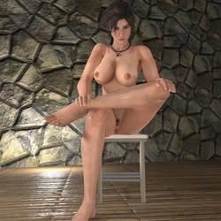 Lara 025 by TheHounde