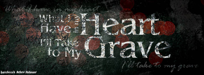Hatebreed - Before Dishonor