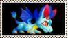 Deus Pet Dragon Stamp by DeusPetDragon