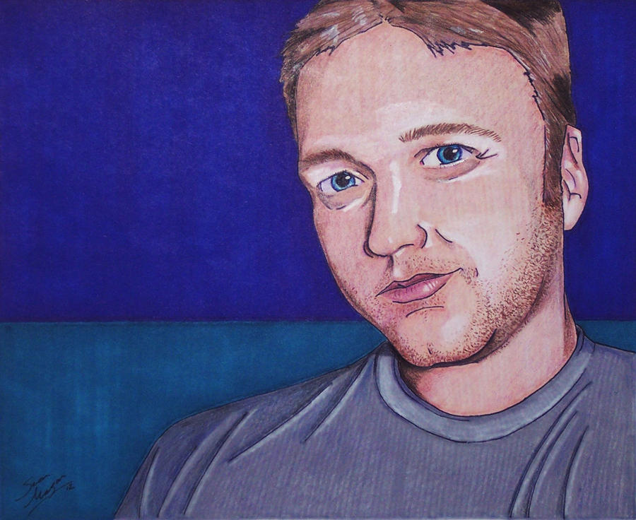 Self Portrait by Mason44