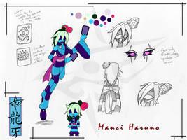 Design Sheet Manci