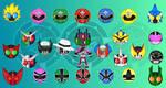 Familiar Faces - Rider:Sentai