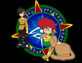 Sphinx Freed by Dragon-FangX