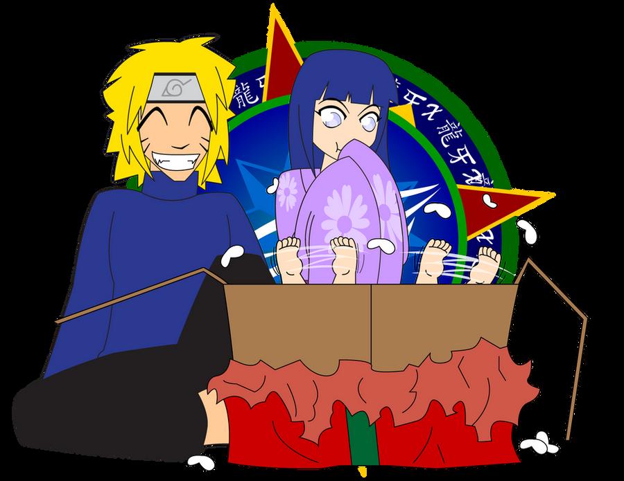 Naru-Hina Family Christmas by Dragon-FangX