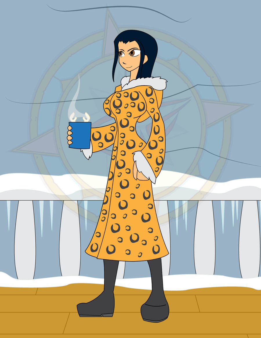 Robin's Winter Treat 1 by Dragon-FangX