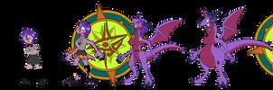 Rukia Chain - Big, Fat Dragon