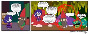 Trader Lydia - Mushroom Head by Dragon-FangX