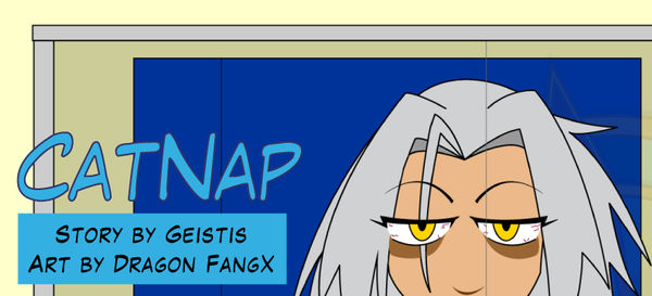 CatNap - 11 Page Animal TF Sequence by Dragon-FangX on