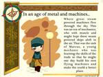 Mechanics of War - In an Age... by Dragon-FangX