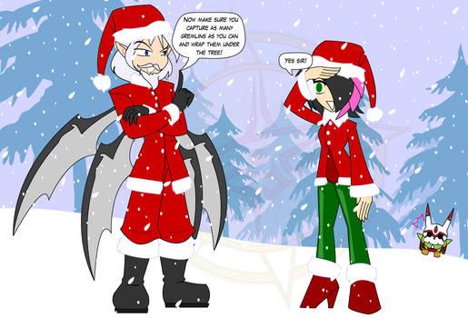 Zero-Claus and his Helper