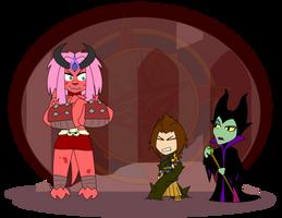 Powered Oni Queen 1