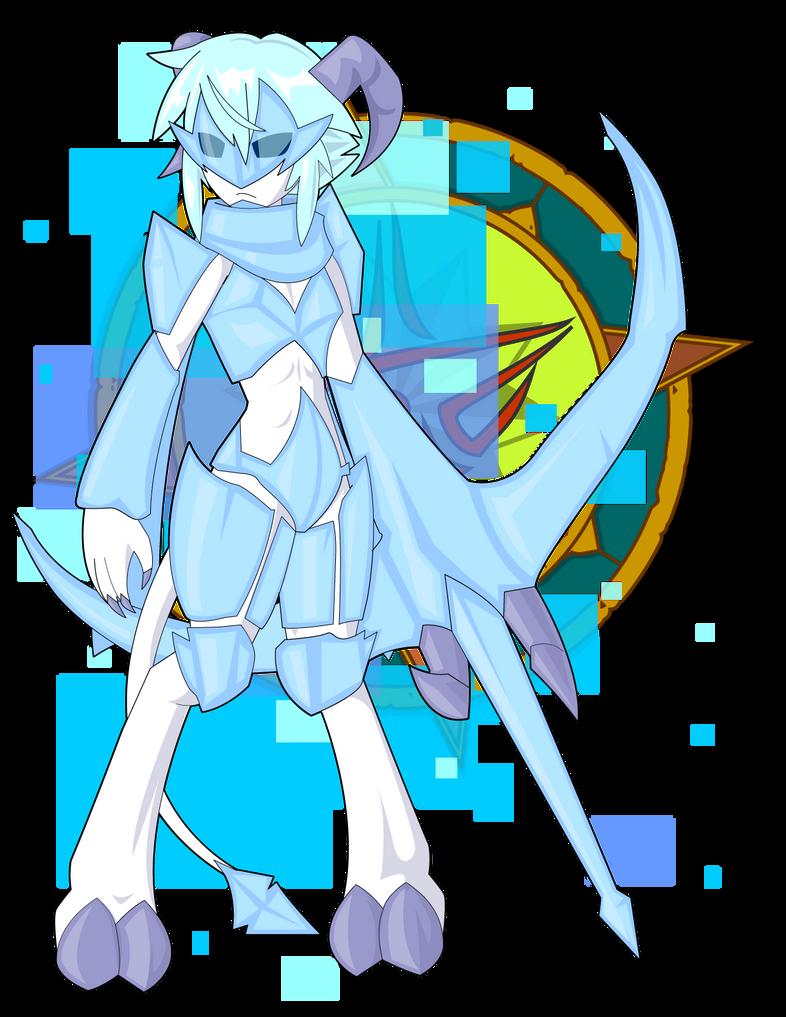 Demon Archer Sinon by Dragon-FangX