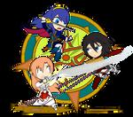 ChibiCOMBAT - Battle of Swords