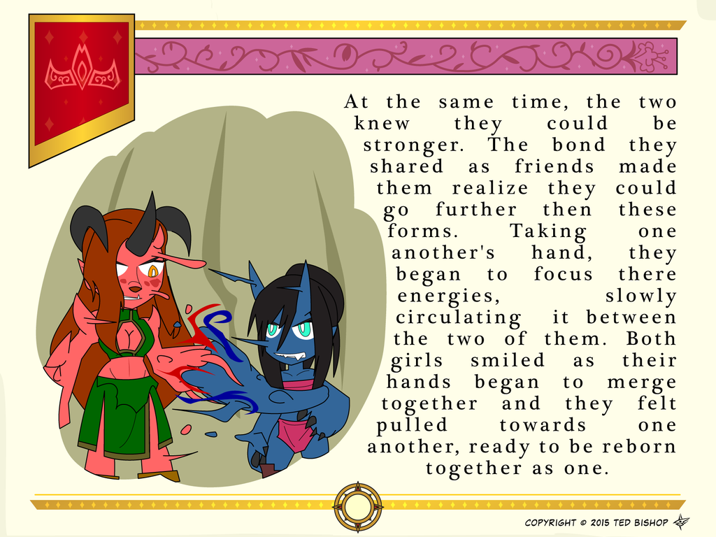 Another Princess Story - Coming Together by Dragon-FangX
