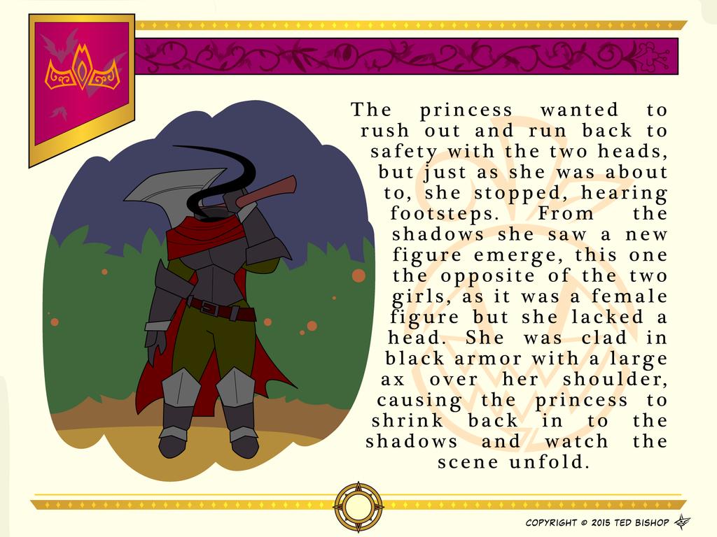 Headless Horsewoman By Dragon