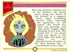 Another Princess Story - Armored Skin by Dragon-FangX