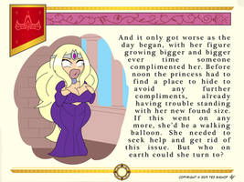 Another Princess Story - Growing Bigger by Dragon-FangX