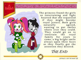 Another Princess Story - Royal Jesters by Dragon-FangX