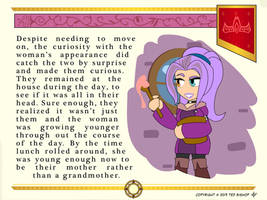 Another Princess Story - Tick Tock Youth by Dragon-FangX