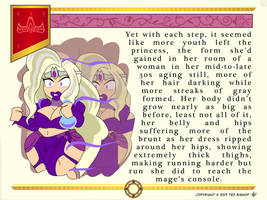 Another Princess Story - Older Steps by Dragon-FangX