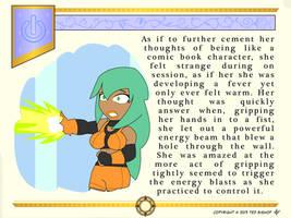 Cyber Road - Energy Force by Dragon-FangX