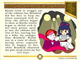Mechanics of War - Baby Blythe by Dragon-FangX