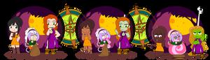 The Trio - Candy Fun Times