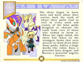 Ohmens of the Future - Max Tier by Dragon-FangX