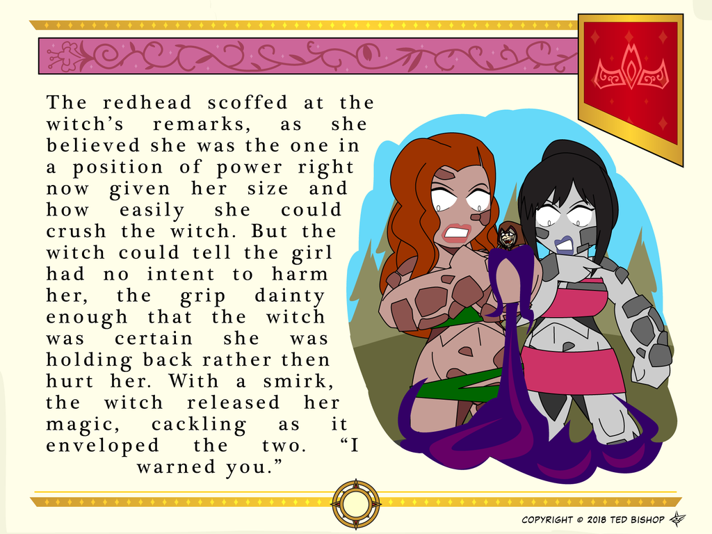 Another Princess Story - Bluff Called by Dragon-FangX