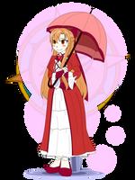 Dolly Asuna by Dragon-FangX