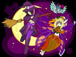 Halloween Flight Lessons