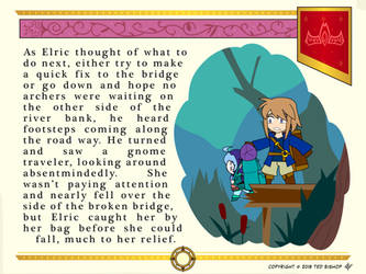 Another Princess Story - TL Distracted Traveler by Dragon-FangX